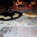 Pizza und Puffer