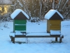 Schneebeuten