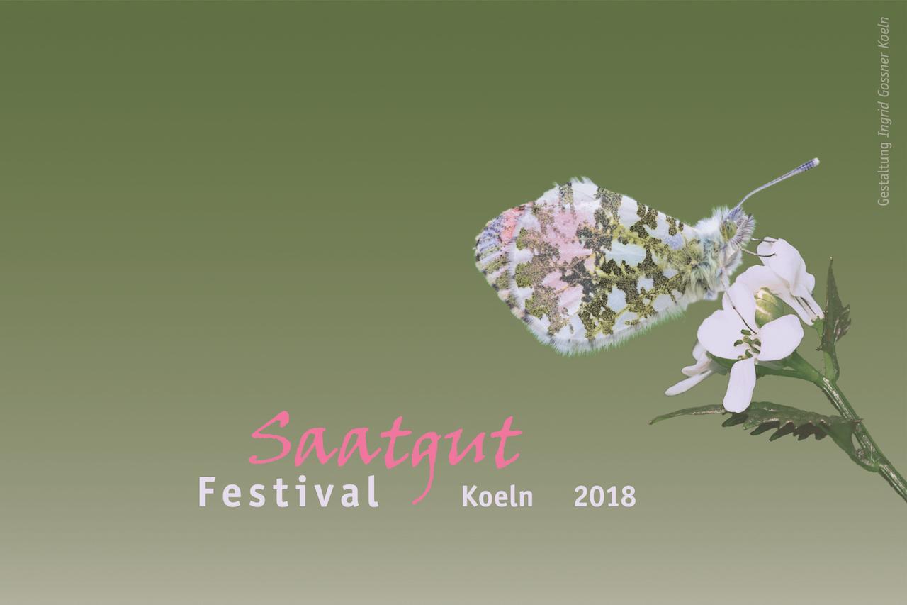 Ins Frühjahr starten beim 3. Kölner Saatgut Festival…