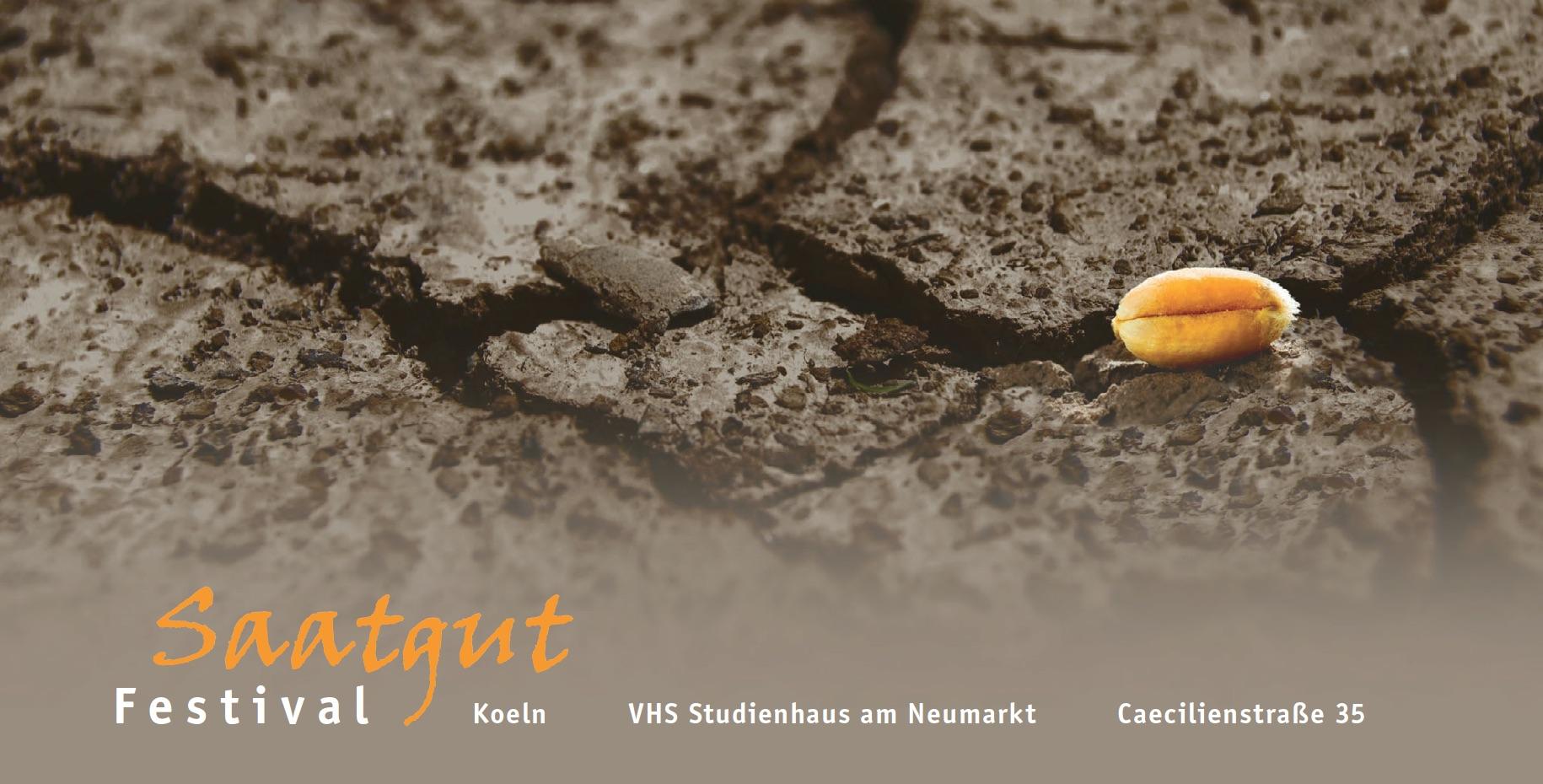 Saatgutfestival 2019 am 23.2. ab 11:00